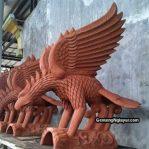 Accessories Hiasan Genteng Garuda