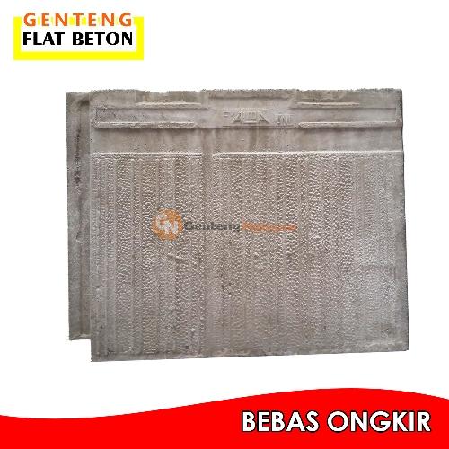 Genteng Flat Beton